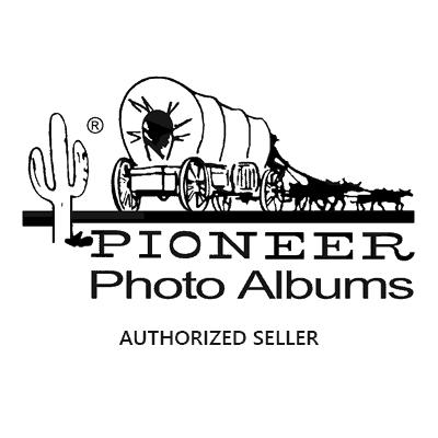 pioneer photo logo - Pioneer Photo Albums