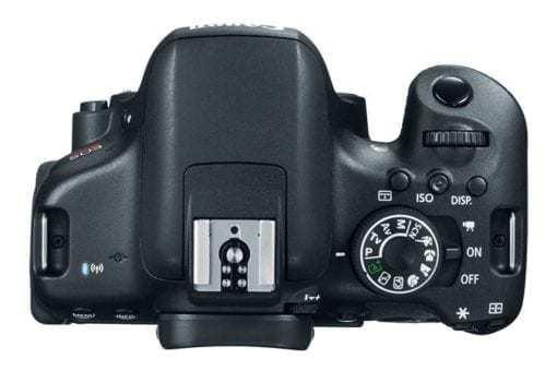 eos rebel t6i dslr camera top d 510x340 - Canon EOS Rebel T6i EF-S 18-55mm IS STM Lens Kit