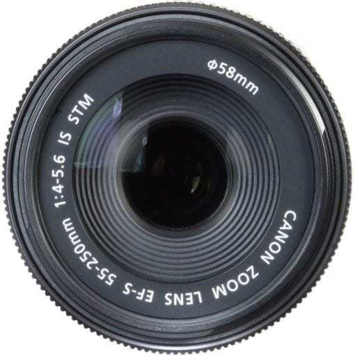Canon EF S 55 250mm110 510x510 - Canon EF-S 55-250mm f/4-5.6 IS STM Lens