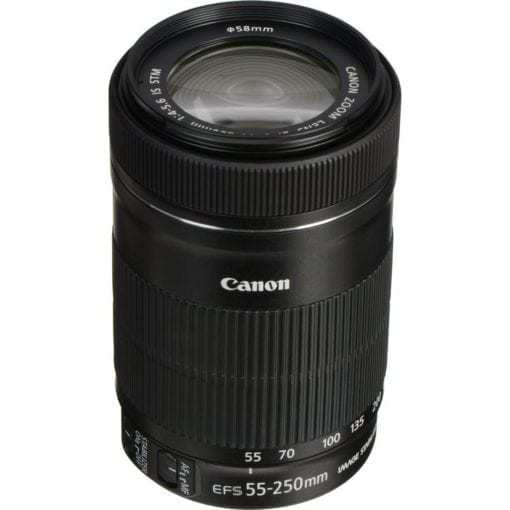 Canon EF S 55 250mm12 510x510 - Canon EF-S 55-250mm f/4-5.6 IS STM Lens