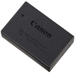 Canon LP E17 Lithium Ion Battery Pack 247x247 - Canon LP-E17 Lithium-Ion Battery Pack