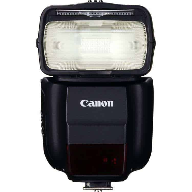 Canon Speedlite 430EX III RT - Cart