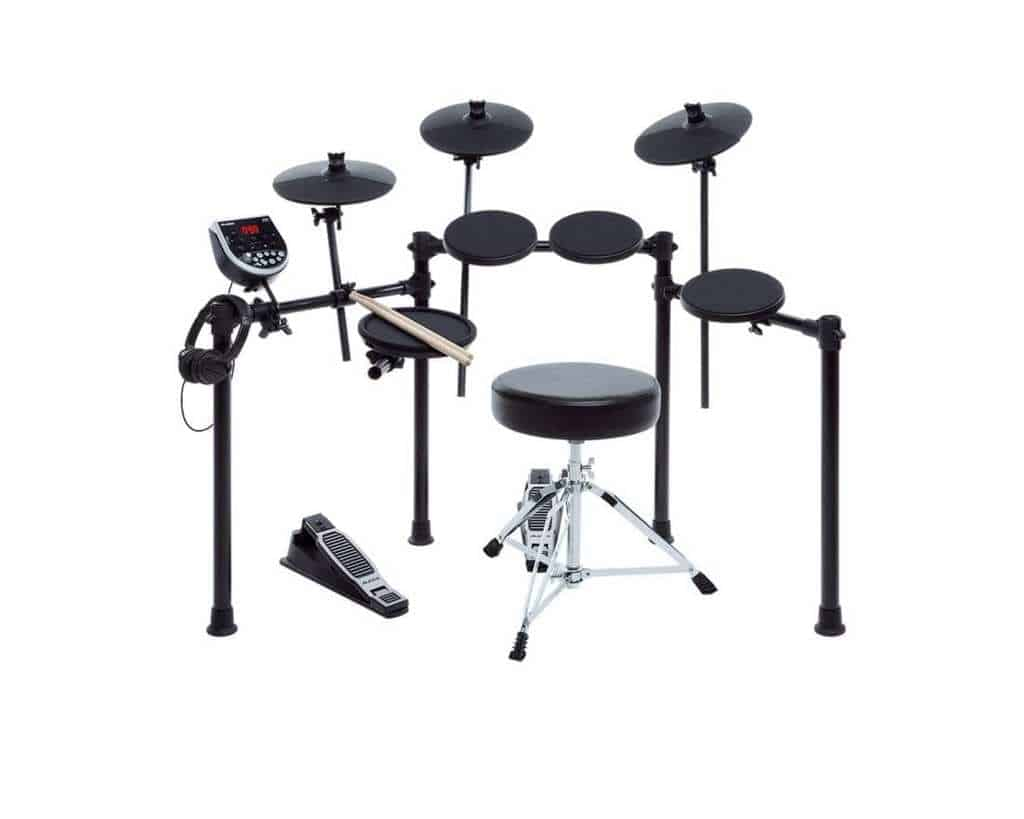 Alesis Burst Electronic Drum Set with DM6 Module 1 - Search Photo4Less