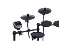 Alesis Burst Electronic Drum Set with DM6 Module 6 247x180 - Alesis Burst  Kit  Electronic Drum Set with DM6 Module Includes  Drum  Throne, Drum  Sticks  and  Free Headphones
