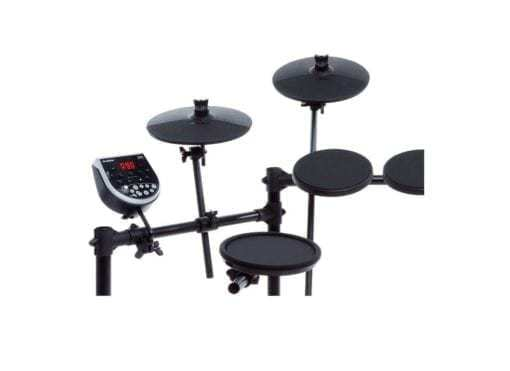 Alesis Burst Electronic Drum Set with DM6 Module 6 510x371 - Alesis Burst  Kit  Electronic Drum Set with DM6 Module Includes  Drum  Throne, Drum  Sticks  and  Free Headphones