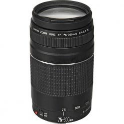 Canon EF 75 300mm f 4 5 6 III Lens 1 247x247 - Canon EF 75-300mm f/4-5.6 III Telephoto Zoom Lens for Canon SLR Cameras