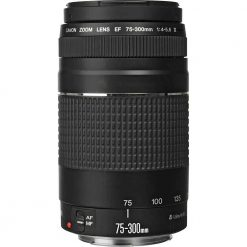 Canon EF 75 300mm f 4 5 6 III Lens 2 247x247 - Canon EF 75-300mm f/4-5.6 III Telephoto Zoom Lens for Canon SLR Cameras