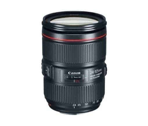 Canon EOS 6D Mark II DSLR Camera with EF 24 105mm 12a 1 510x437 - Canon 26.2 EOS 6D Mark II EF 24-105mm USM Kit with 3 LCD