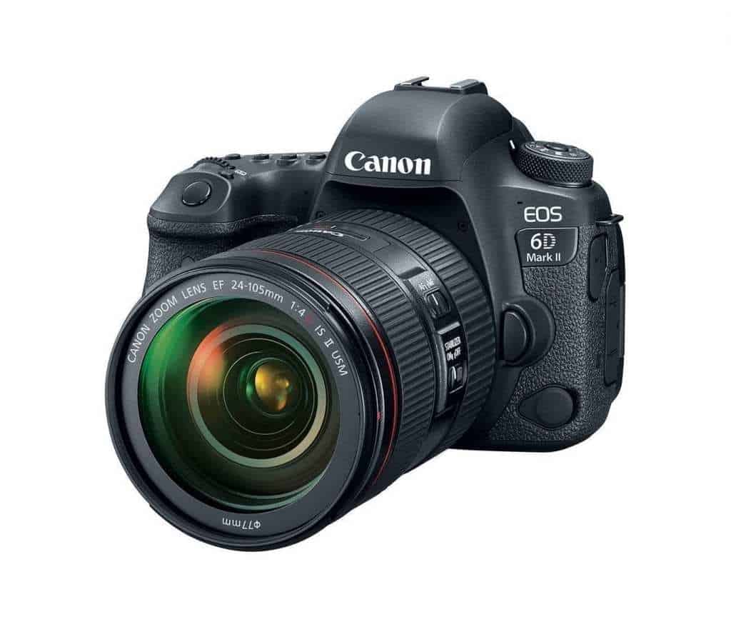Canon EOS 6D Mark II DSLR Camera with EF 24 105mm 1a 1 - Search Photo4Less