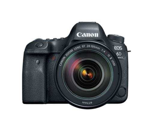 Canon EOS 6D Mark II DSLR Camera with EF 24 105mm 3a 1 510x437 - Canon 26.2 EOS 6D Mark II EF 24-105mm USM Kit with 3 LCD