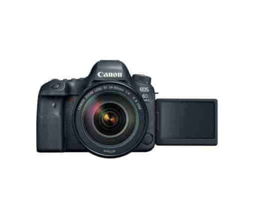 Canon EOS 6D Mark II DSLR Camera with EF 24 105mm 4a 1 510x437 - Canon 26.2 EOS 6D Mark II EF 24-105mm USM Kit with 3 LCD