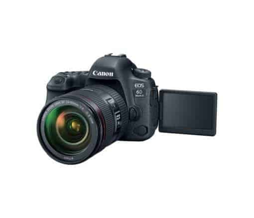 Canon EOS 6D Mark II DSLR Camera with EF 24 105mm 5a 1 510x437 - Canon 26.2 EOS 6D Mark II EF 24-105mm USM Kit with 3 LCD