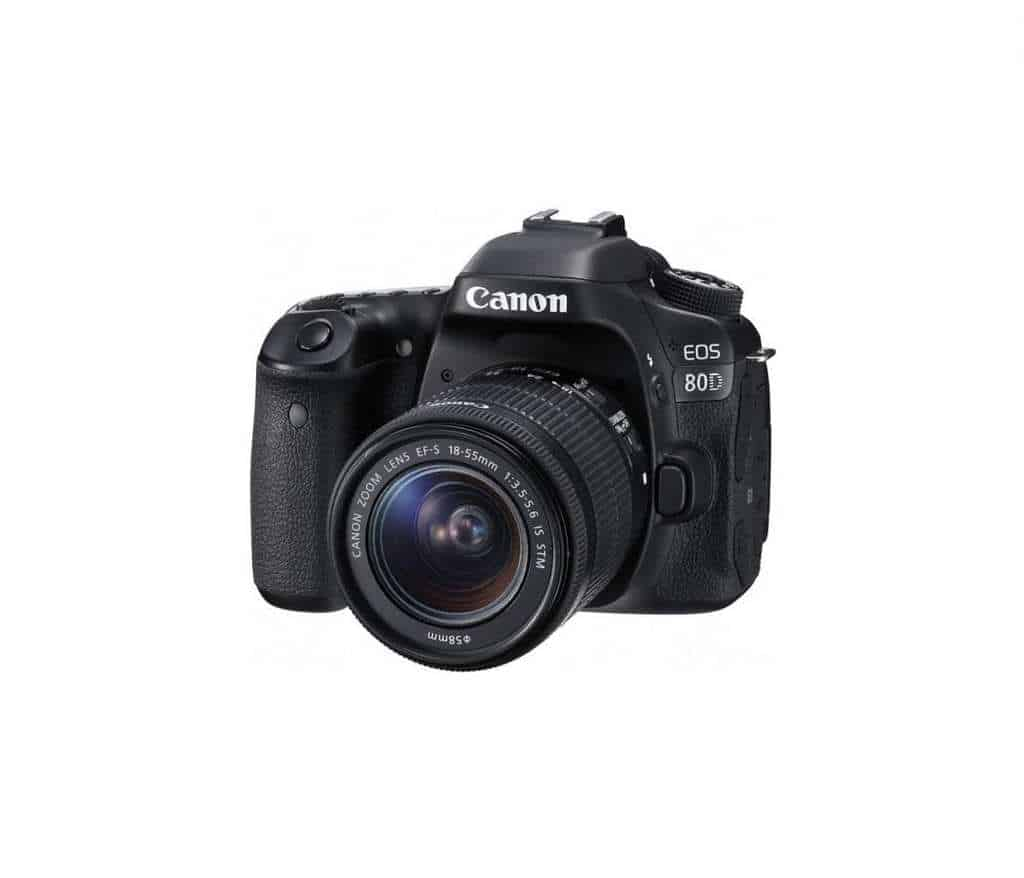 Canon EOS 80D DSLR Camera with 18 55mm Lens1 1 1 - Search Photo4Less