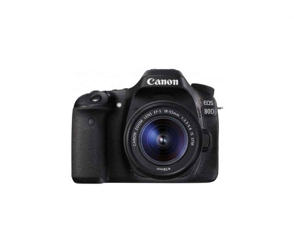 Canon EOS 80D DSLR Camera with 18 55mm Lens1 2 1 - Search Photo4Less