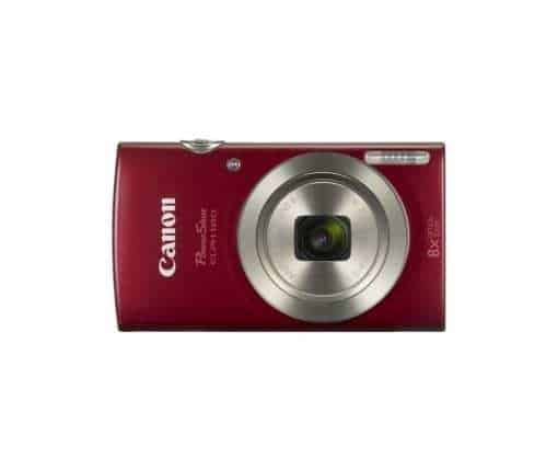 Canon PowerShot ELPH 180 Digital Camera Red1 510x428 - Canon PowerShot ELPH 180 Digital Camera (Red)