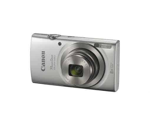 Canon PowerShot ELPH 180 Digital Camera Silver 510x428 - Canon PowerShot ELPH 180 Digital Camera (Silver)