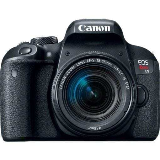anon EOS Rebel T7i DSLR Camera with 18 55mm Lens 2 510x510 - Canon EOS Rebel T7i Digital SLR Camera with 18-55mm Lens