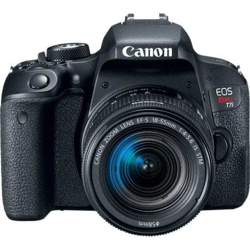 anon EOS Rebel T7i DSLR Camera with 18 55mm Lens 4 510x510 - Canon EOS Rebel T7i Digital SLR Camera with 18-55mm Lens