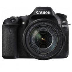 092148e7 f7c7 4af0 bc15 5e61fa28b247 247x247 - Canon EOS 80D Video Creator Kit with EF-S 18-135mm 1:3.5-5.6 IS USM Lens, Black (1263C103)