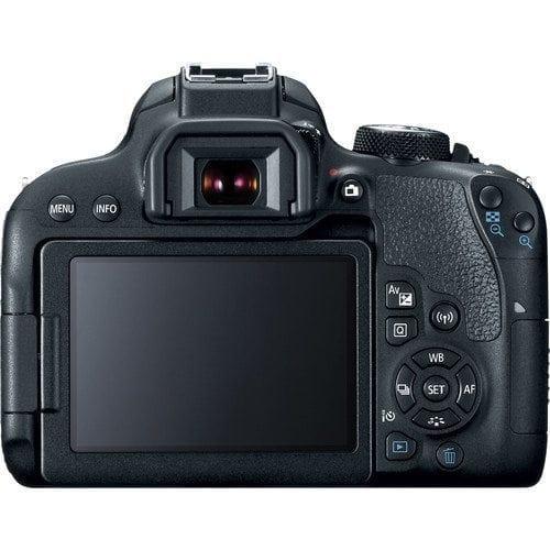 3a9202a8 1523 4dcb bad4 4f209eebaea9 - Canon EOS Rebel T7i 24.2MP Digital SLR Camera with 18-135mm Lens