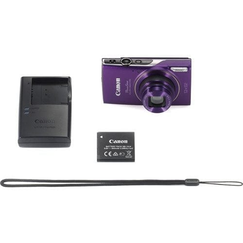 3dba4686 16d8 4f51 9203 dd984591418b - Canon PowerShot ELPH 360 HS with 12x Optical Zoom and Built-In Wi-Fi (Purple)