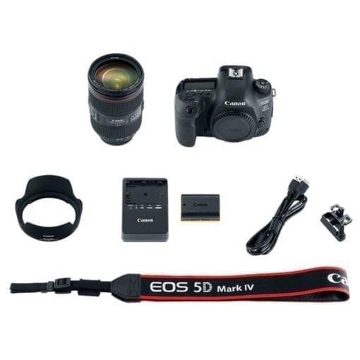 4ffd3ad5 598f 404a bcdd 3a56186c0183 510x510 - Canon EOS 5D Mark IV Full Frame Digital SLR Camera with EF 24-105mm f/4L IS II USM Lens Kit