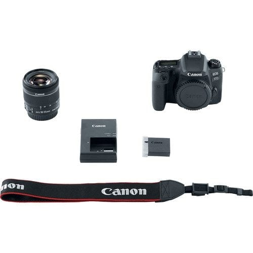654ec61f c58e 43cd ae3d 7a7b2997683d - New Canon EOS 77D 24.2 MP Digital SLR Camera + 18-55mm Lens with Built-In Wi-Fi