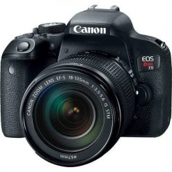 7f483fdd 8bbb 4173 80ec 1d11c6083a3d 247x247 - Canon EOS Rebel T7i 24.2MP Digital SLR Camera with 18-135mm Lens