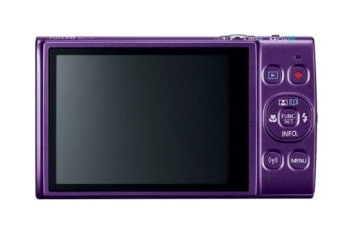 PowerShot ELPH 360 HS Purple 2 xl 510x340 - Canon PowerShot ELPH 360 HS with 12x Optical Zoom and Built-In Wi-Fi (Purple)