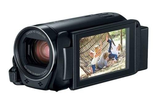VIXIA HF R800 BLACK 3QLCD 675x450 510x340 - Canon VIXIA HF R800 Camcorder (Black)