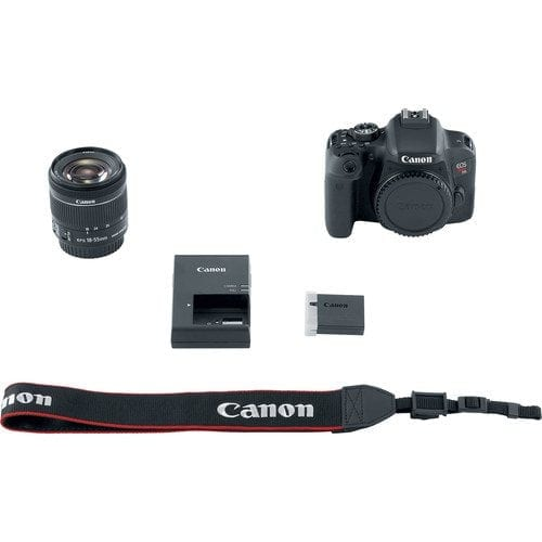 aabe6997 2e80 4e55 9853 8f707ac0ce06 - Canon EOS Rebel T7i 24.2MP DSLR Camera with 18-55mm Lens Video Creator Kit
