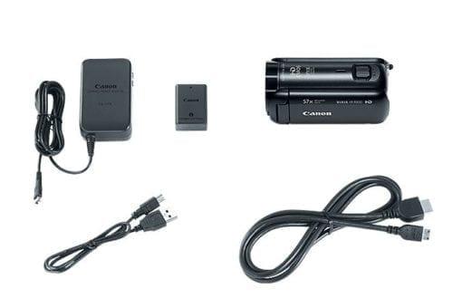 vixia hf r800 kit blk 675x450 510x340 - Canon VIXIA HF R800 Camcorder (Black)