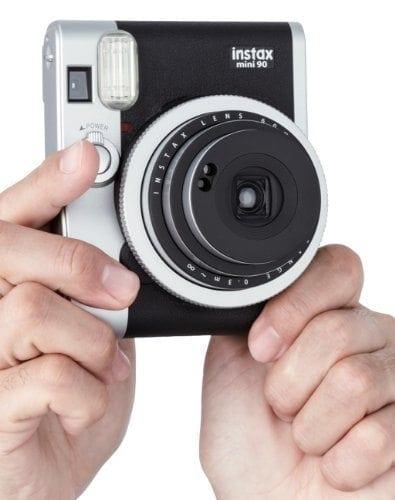 2ac7f7ef 33fa 46a4 9501 626a879452c5 - Fujifilm Instax Mini 90 Neo Classic Instant Film Camera (16404571)