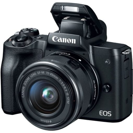 64aec2d8 48d9 48c4 b59d 3a6405a1f2d2 510x510 - Canon EOS M50 Mirrorless Camera Kit w/ EF-M15-45mm Lens and 4K Video (Black)