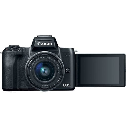7207d7c7 519b 4b2f bfc0 e72ea688f841 510x510 - Canon EOS M50 Mirrorless Camera Kit w/ EF-M15-45mm Lens and 4K Video (Black)