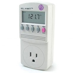9051a24f e038 4d70 9ad7 41a119445cc0 247x247 - P3 P4400 Kill A Watt Electricity Usage Monitor
