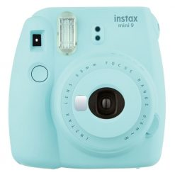 FUJIFILM INSTAX MINI 9 INSTANT CAMERA – ICE BLUE 16550643 247x247 - Fujifilm Instax Mini 9 Instant Camera (Ice Blue) + Fujifilm Instax Mini Twin Pack Instant Film (20 Exposures) + Glitter Hard Case + Colored Filters + Album (White) + Sticker Frames Nature Package