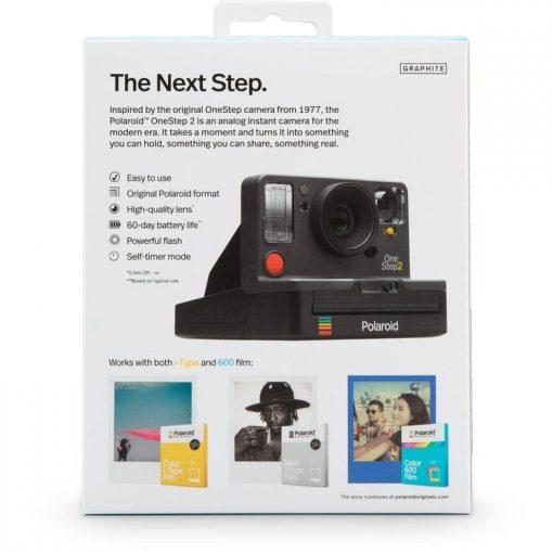 Polaroid Originals OneStep2 Instant Film Camera 04 510x510 - Polaroid Originals OneStep 2 Instant Film Camera, Graphite Black