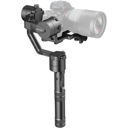 Zhiyun Tech Crane v2 3 Axis Handheld Gimbal Stabilizer 01 510x510 - Zhiyun Crane 3-Axis Handheld Gimbal for DSLR & Mirrorless Cameras, CNC Aluminum Alloy Construction w/ 360° Brushless Motors, 1-Year Warranty