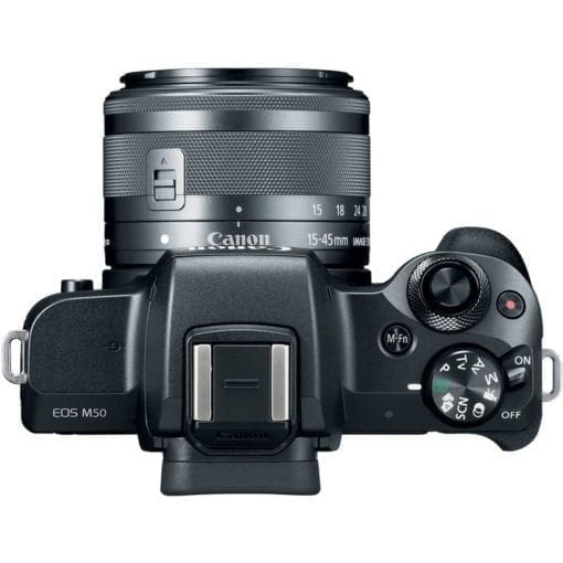 ede5c510 30e1 4113 a80f 7537062a61e4 510x510 - Canon EOS M50 Mirrorless Camera Kit w/ EF-M15-45mm Lens and 4K Video (Black)