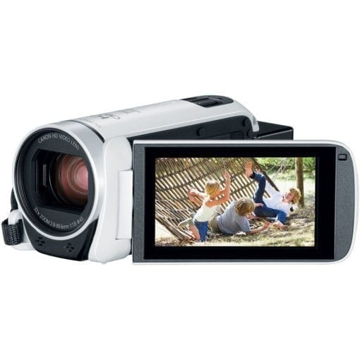 0601777a 65ff 4c95 91a3 dfd5676c8380 510x510 - Canon VIXIA HF R800 Camcorder (White)