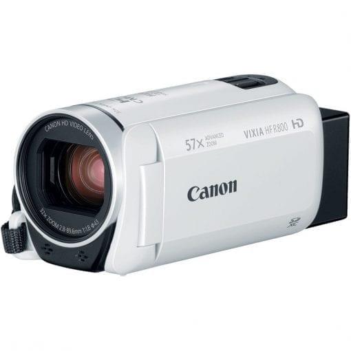 4882447e cba7 44df 9072 b9ab4f040455 510x510 - Canon VIXIA HF R800 Camcorder (White)