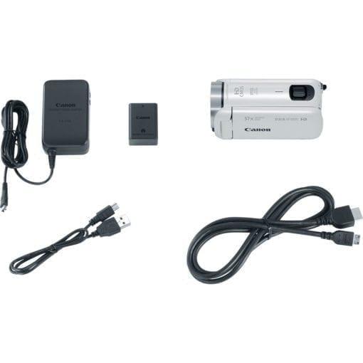 69aa0f6e 7b8c 42f5 b11a 9b4ff5550061 510x510 - Canon VIXIA HF R800 Camcorder (White)