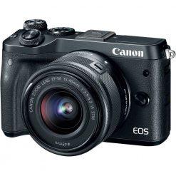 748cdbc9 1f4a 46d5 a43b 6618288d3a1f 247x247 - Canon EOS M6 EF-M 15-45mm f/3.5-6.3 IS STM Lens Kit (Black)
