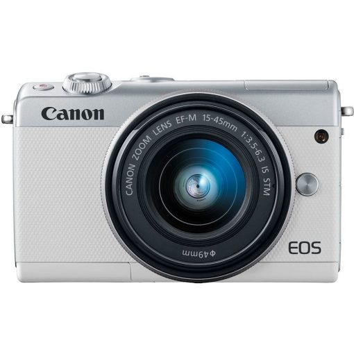 Canon EOS M100 Mirrorless Digital Camera with 15 45mm and 55 200mm Lenses White 06 510x510 - Canon EOS M100 Mirrorless Digital Camera with 15-45mm and 55-200mm Lenses (White)