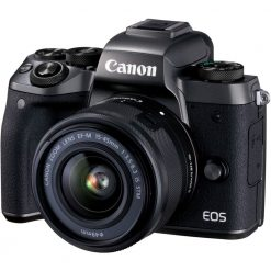 Canon EOS M5 Mirrorless Digital Camera with 15 45mm Lens 01 247x247 - Canon EOS M5 EF-M 15-45mm f/3.5-6.3 IS STM Lens Kit
