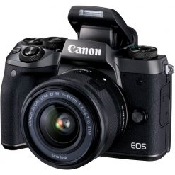 Canon EOS M5 Mirrorless Digital Camera with 15 45mm Lens 02 247x247 - Canon EOS M5 EF-M 15-45mm f/3.5-6.3 IS STM Lens Kit