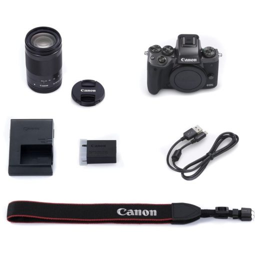 Canon EOS M5 Mirrorless Digital Camera with 18 150mm Lens 016 510x510 - Canon EOS M5 EF-M 18-150mm f/3.5-6.3 IS STM Lens Kit