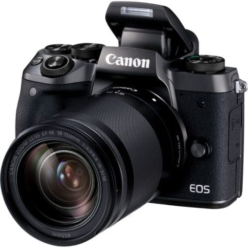 Canon EOS M5 Mirrorless Digital Camera with 18 150mm Lens 02 510x510 - Canon EOS M5 EF-M 18-150mm f/3.5-6.3 IS STM Lens Kit
