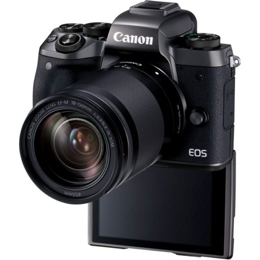 Canon EOS M5 Mirrorless Digital Camera with 18 150mm Lens 04 510x510 - Canon EOS M5 EF-M 18-150mm f/3.5-6.3 IS STM Lens Kit